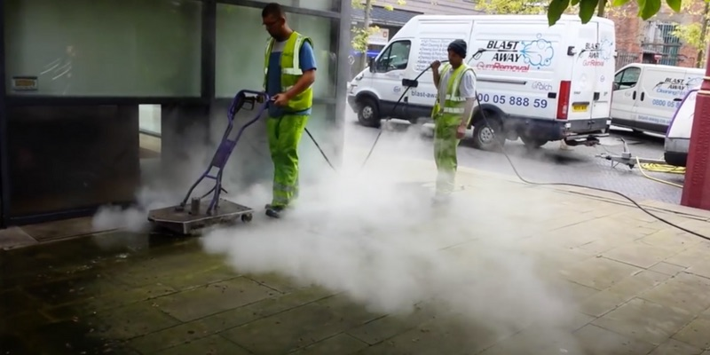 Blast Away Cleaning (NW) Ltd
