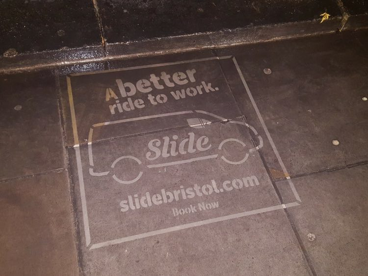 Cleaning Advertising in Manchester, Leeds, Liverpool, Sheffield