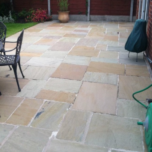 Patio Cleaning in Manchester, Bolton, Preston, Liverpool