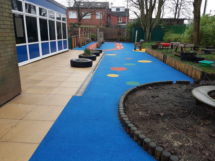 Playground Cleaning in Manchester, After