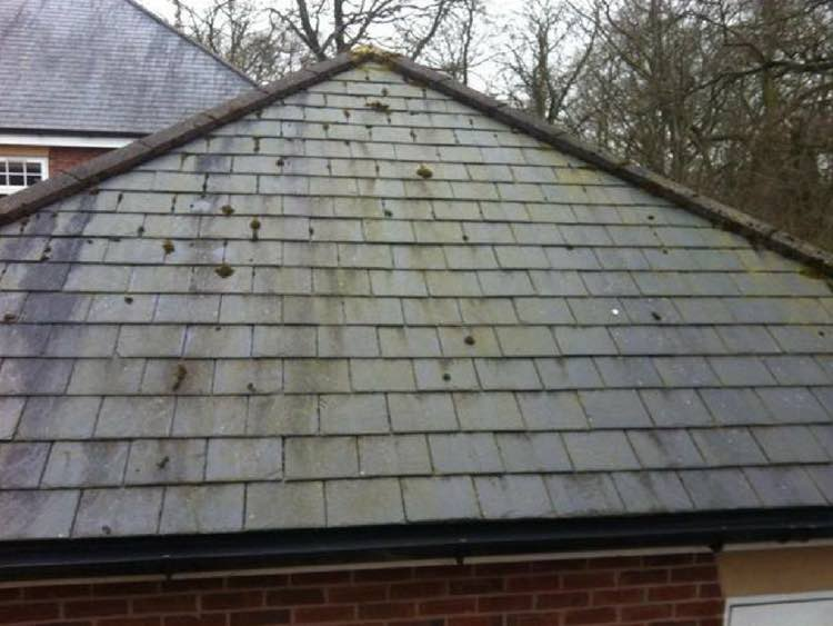 Roof Cleaning In Manchester Bolton Preston Liverpool