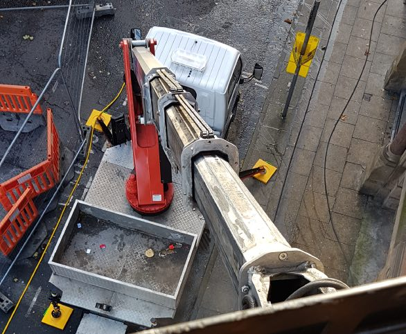 Cherry Picker Hire Bolton, Manchester, Wigan, Stockport