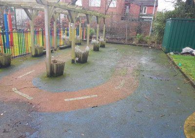 Playground Cleaning 1103