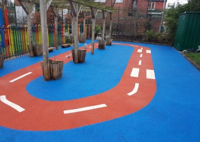 Playground Cleaning 1104