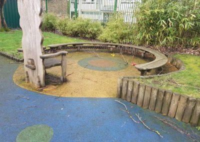 Playground Cleaning 1105