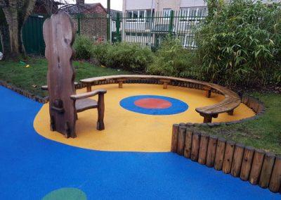 Playground Cleaning 1106