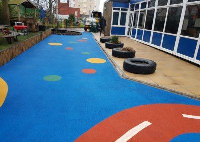 Playground Cleaning 1108