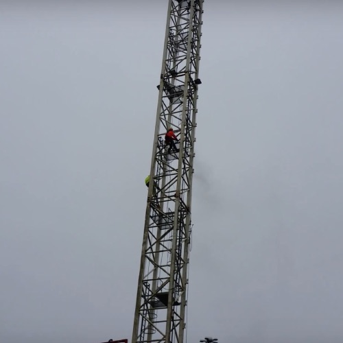 Rope Access Cleaning