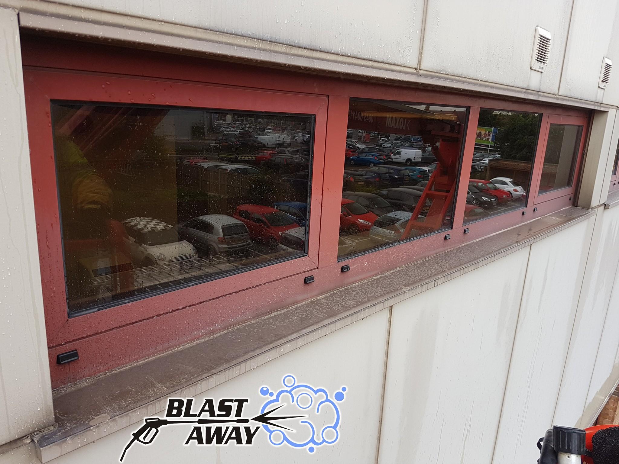 Aluminium Window Frame Restoration Manchester